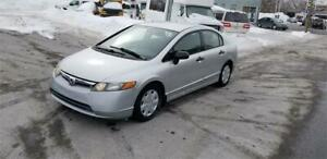 2006 Honda Berline Civic LX------AUTO+A/C