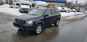 2009 Volvo XC90 I6 Sport------7places-DVD-CUIR+TOIT+MAGS