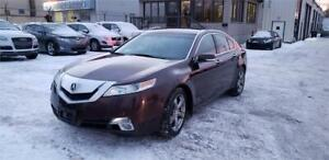 2010 Acura TL SH-AWD NAV Elite Package