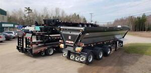 NEW Gincor Live Bottoms/Belt Trailers