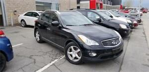 INFINITI EX35 2009 LIMITED 4x4/GPS/CAMERA/CUIR/MAGS/IMPECCABLE !