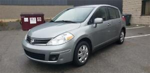 2010 Nissan Versa 1.8 S MANUAL VERY GOOD CONDITION