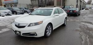 2012 Acura TL Elite Package NAV