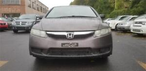 2009 Honda Civic Sdn DX-G TEL: 514 249 4707