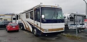 1999 HOLIDAY RAMBLER MONACO ROADMASTER EXECUTIVE CUMMINS 450HP