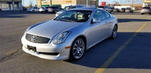 ****SOLD****2006 INFINITI G35 Coupe Sport