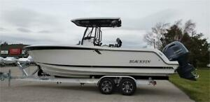 Blackfin 242CC Center Console For Sale (2019) with Trailer