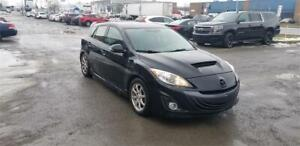 2010 MAZDA MAZDASPEED3 TECH PACK *NAVIGATION, CUIR*
