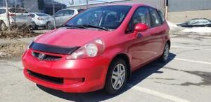 2007 Honda Fit DX MANUAL