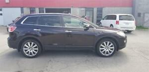 2007 MAZDA CX9 GT AWD *CUIR, TOIT OUVRANT*