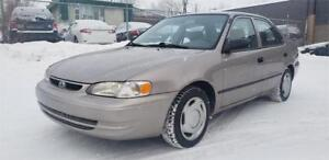 1999 Toyota Corolla AUTOMATIC EXTRA CLEAN VERY GOOD CONDITION