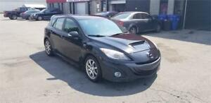 2010 MAZDA MAZDASPEED3 TECH PACK TURBO *CUIR,NAVIGATION*