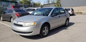 2004 Saturn Ion Sedan AUTOMATIC