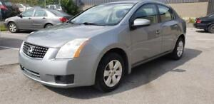 2007 Nissan Sentra 2.0 S manual very good condition
