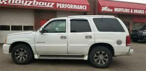 2002 ESCALADE AWD, POWERFUL 6.0L LS MOTOR