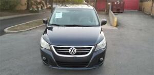 2009 Volkswagen Routan Highline 7 PASS. TEL: 514 249 4707