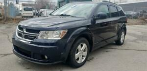 2011 Dodge Journey SXT 7 passenger very good condition