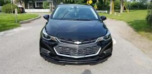 2017 Chevrolet Cruze Premier/No Accidents/Leather Interior