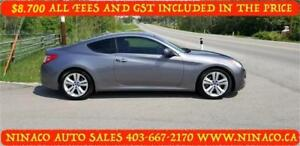 2011 HYUNDAI GENESIS COUPE RS  $8.700 ALL INCLUDED