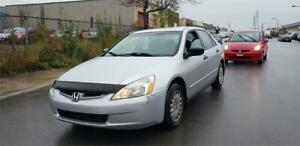2005 Honda Berline Accord DX