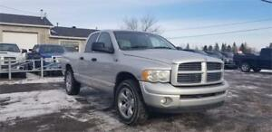 DODGE RAM LARAMIE 2004 FREINS NEUF FIABLE 4x4