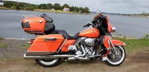 2012 Harley-Davidson Ultra Limited. Sold!