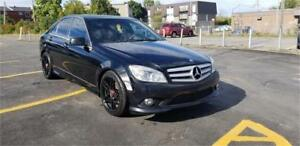 Mercedes c250 2010 AWD, bluetooth, cuir, Mags,