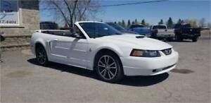 FORD MUSTANG 2004 GT CONVERTIBLE 129000 KM SEULEMENT