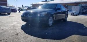 BMW 530 XI AWDS 2008 SEULEMENT 120000 km imppecable