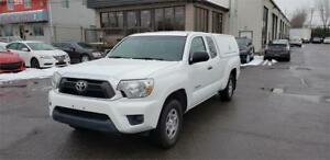 2013 Toyota Tacoma 4 Cylinders Automatic