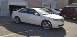 LINCOLN MKZ 2010 AWD CUIR / MAGS / FULL EQUIPED / GPS / REAR CAM