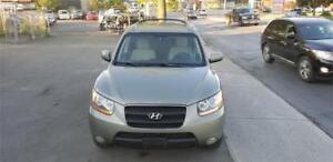 2008 Hyundai Santa Fe GL 5-Pass TEL: 514 249 4707