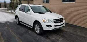 2007 MERCEDES-BENZ ML 320 CDI 4MATIC   Super Clean