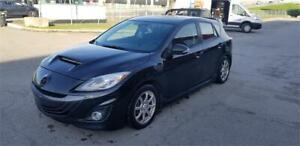 2010 MAZDA MAZDASPEED 3 *TECH PACKAGE, CUIR, NAVIGATION