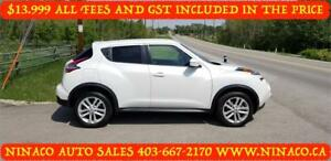 2015 Nissan Juke SV All Included in the Price