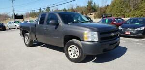 2010 Chevrolet Silverado 1500 4x4 ext cab safetied