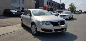 VOLKSWAGEN PASSAT 2009 2.0T CUIR / AUTOMATIQUE FULL OPTIONS WOW!
