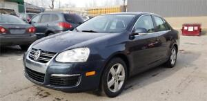 2009 Volkswagen Jetta Sedan Comfortline MANUAL
