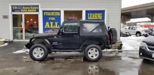 2012 Jeep Wrangler Sport 4X4 - FULL RECON + MINT!!!