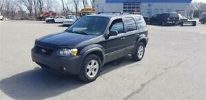 2006 Ford Escape XLT---4X4
