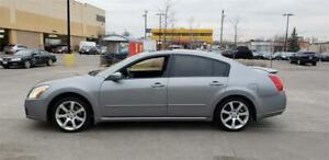 2008 Nissan Maxima SL, Leather, Auto 3/Y warranty available