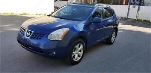 nissan rogue 2008 4X4, Mags, Air climatise, toit ouvrant