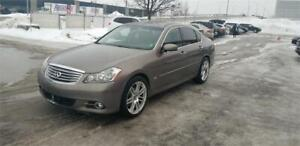 2008 INFINITI M35X AWD LUXURY PACKAGE *FINANCEMENT DISPONIBLE*
