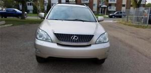 2005 Lexus RX 330, 4 X 4  SUV- Crossover-Price Reduced!
