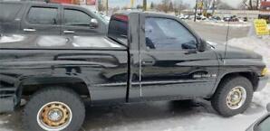 RARE FIND,1 OWNER LOW KM 1994 Dodge Ram 1500 2WD SHORT BOX 5SPD