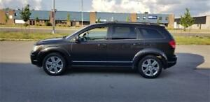 2010 DODGE JOURNEY SXT ***7 PASSAGERS, TOIT, CAMERA***