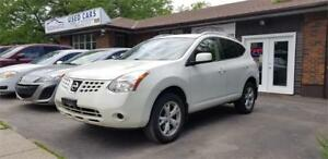 2009 Nissan Rogue SL Heated Seats
