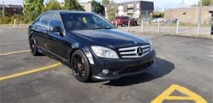 MERCEDES BENZ C250 2010, AWD, CUIR, MAGS, BLUETOOTH