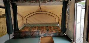 *Hard Top Tent Trailer