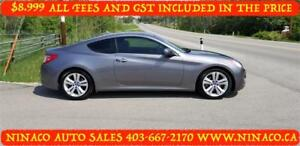 2011 HYUNDAI GENESIS COUPE RS All included in the Price